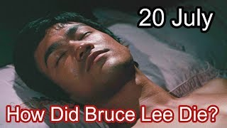 How Did Bruce Lee Die? Real Cause of Death?