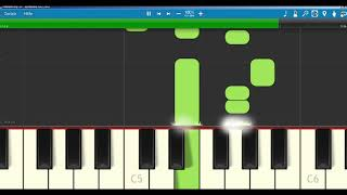 Nutbush City Limits- Tina Turner - Keyboard /Synthesizer SOLO Part - Tutorial