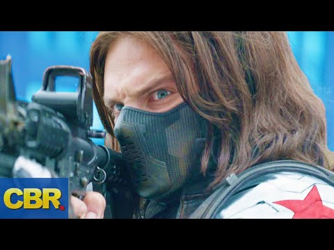What Nobody Realized About The Winter Soldier From Marvel Avengers Infinity War And Captain America