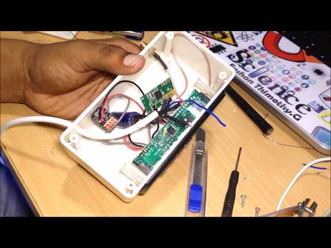 DIY  Bluetooth Audio receiver and fm with usb mp3