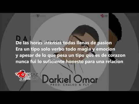 Darkiel - Darkiel Omar (LETRA)