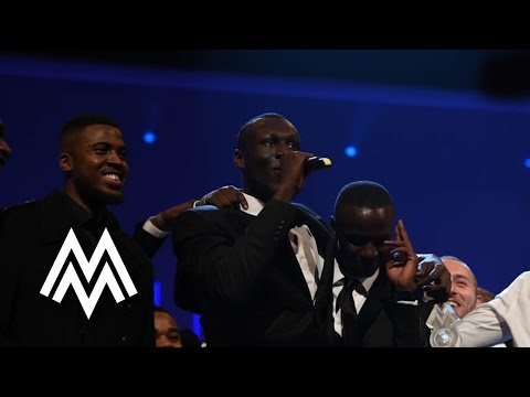 Stormzy | Best Male Act acceptance speech at MOBO Awards | 2015