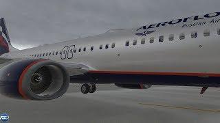 X-Plane 11 возвращается! Рейс Москва-Архангельск