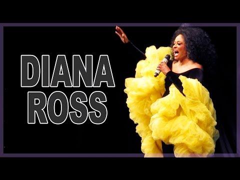 DIANA ROSS Concert At Universal Studios - Orlando 2016