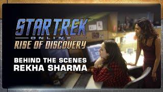 Star Trek Online: Behind the Scenes: Rekha Sharma