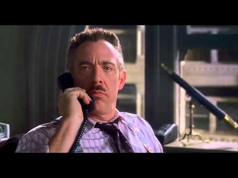 Video For Vendetta - Terence Fisher as J  Jonah Jameson
