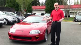 1993 Toyota Supra Turbo Review - The BEST MkIV Supra review on YouTube, period