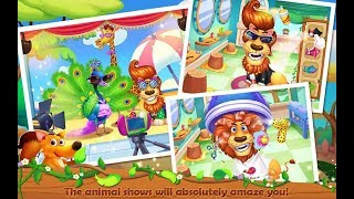 Crazy Zoo - Animals Kids Games to Play Fun with Zoo Animals Games for Children