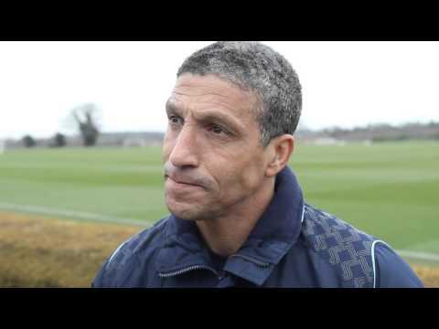 EXCLUSIVE: Chris Hughton's Stoke City Preview