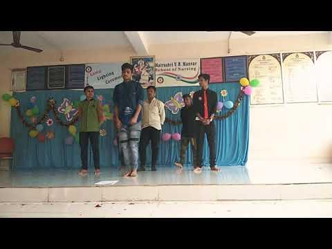 Bewafa tane dur thi salam Dumiyani lamp lighting ceremony 2k18 funny Dance