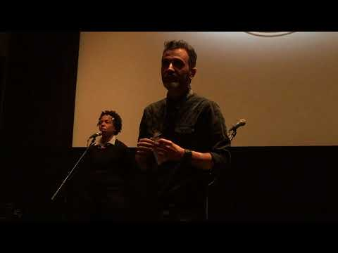 Q&A for the True/False Screening OF FATHERS & SONS by Talal Derki Mp3