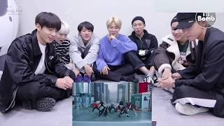 Bts Reaction To Stray Kids  ' Miroh ' M/v