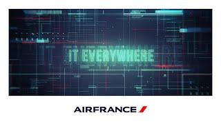 Les métiers Systèmes d'Information Air France - IT EVERYWHERE