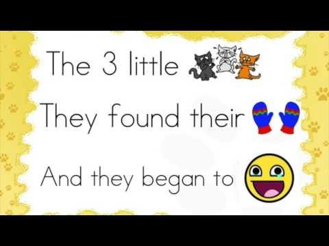 The 3 Little Kittens Lyrics