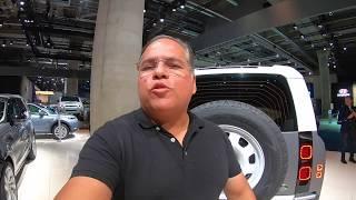 IAA - Frankfurt Motor Show 2019: Jaguar Land Rover - Salão de Frankfurt na Alemanha
