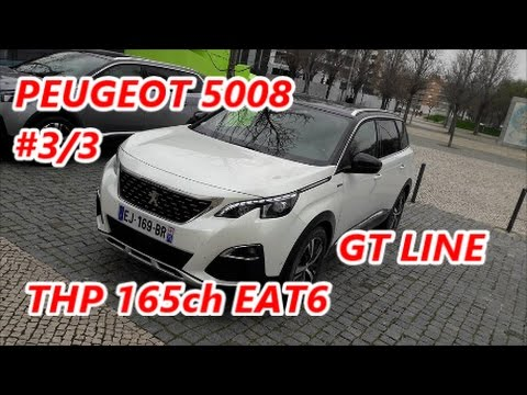 essai peugeot 5008 1 6 thp 165ch gt line eat6 3 3 youtube. Black Bedroom Furniture Sets. Home Design Ideas