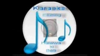 Gandi baat… ( R… Rajkumar ) Free karaoke with lyrics by Hawwa -