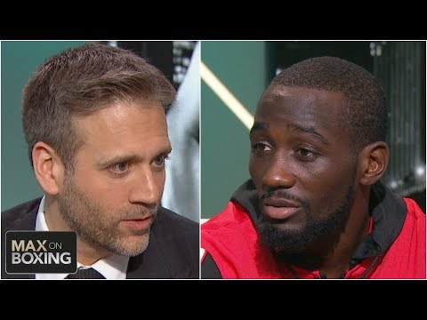 Terence Crawford: I'm the best switch-hitter in boxing | Max