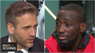 Terence Crawford: I'm the best switch-hitter in boxing | Max on Boxing