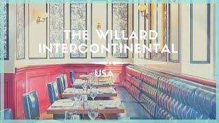 Celestielle #349 The Willard InterContinental, Washington, DC, USA