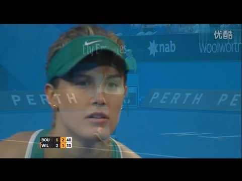 Eugenie Bouchard VS Serena Williams Highlight 2015