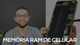 MEMÓRIA RAM NO SMARTPHONE   O QUE VOCÊ PRECISA SABER!