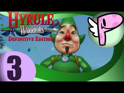 Hyrule Warriors: Definitive Edition (pt.3)- Full Stream [Panoots] + Art