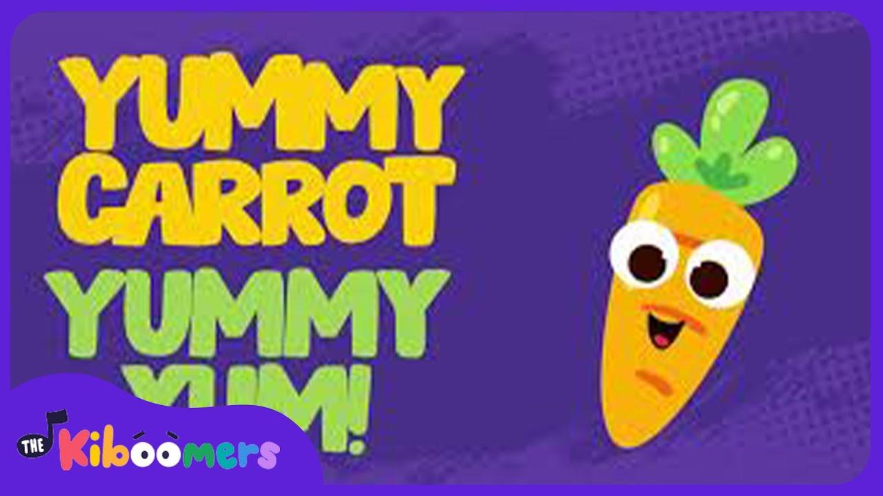 Vegetable Song | The Kiboomers | Kids Songs | Let's Chop Our Veggies | Nursery Rhymes | Baby Songs