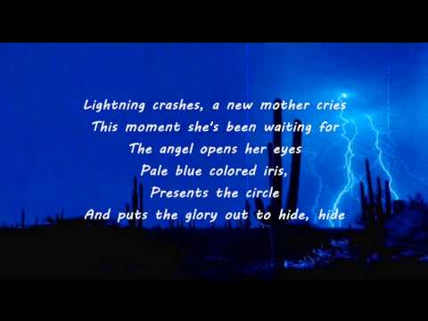 Live Lightning Crashes Lyrics Youtube