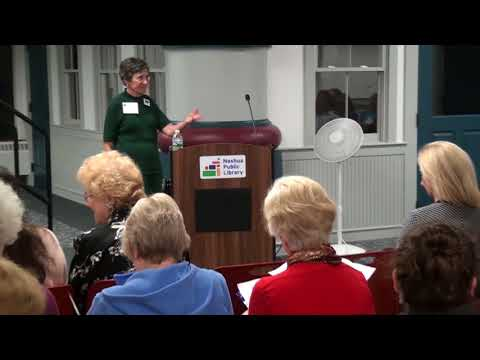 Nashua LWV Candidates Forum  (Alderman at Large) 10/19/17