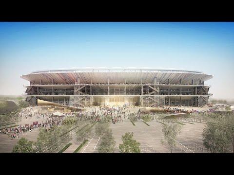 Presentación del Nuevo Camp Nou (21/04/2016)