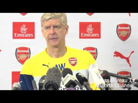 Arsene Wenger pe Everton vs Arsenal