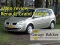 Video review Renault Grand Scénic 2.0 16v Automaat Tech Line, 2007, 11-TS-FD