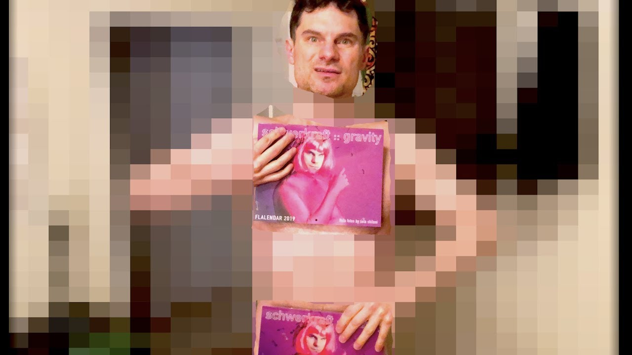 Andy Richter Nude cover nude walls! (with flula kalendar!)