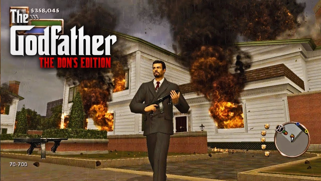 The Godfather: The Don's Edition- ps3