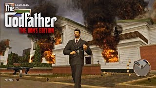 The Godfather: The Don's Edition - Destroying Family Compounds