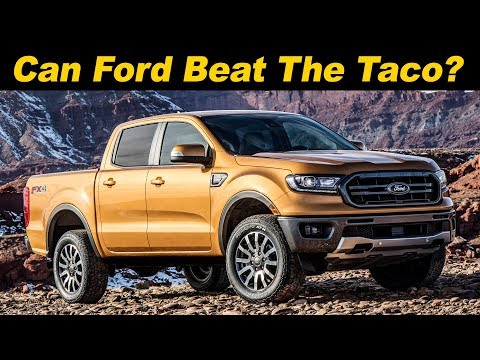 2019 Ford Ranger | Baby F 150? Does It Matter?