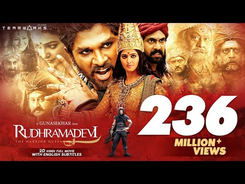 Rudhramadevi 2D Hindi Full HD Movie || Anushka Shetty, Allu Arjun, Rana || Gunasekhar Mp3