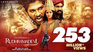 Rudhramadevi 2D Hindi Full HD Movie    Anushka Shetty, Allu Arjun, Rana    Gunasekhar