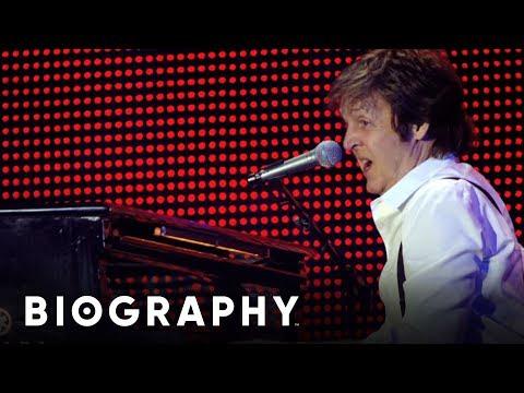 Paul McCartney - Mini Biography