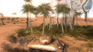 Panzer Elite Dunes of War gameplay lt pt.1