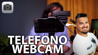Usare lo SMARTPHONE come WEBCAM!