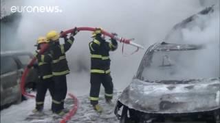 مقتل ستة أشخاص في حادث اصطدام بطريق سريع جنوب الصين | Euronews