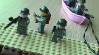 Лего самоделка на тему вторая мировая