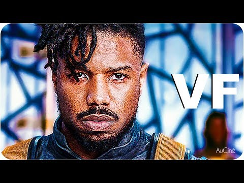 BLACK PANTHER streaming VF (2018) Finale