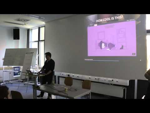 JavaScript Seminar - Web development basics and Project F, Group 8
