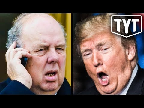 LEAKED Voicemail: The End Of Trump?