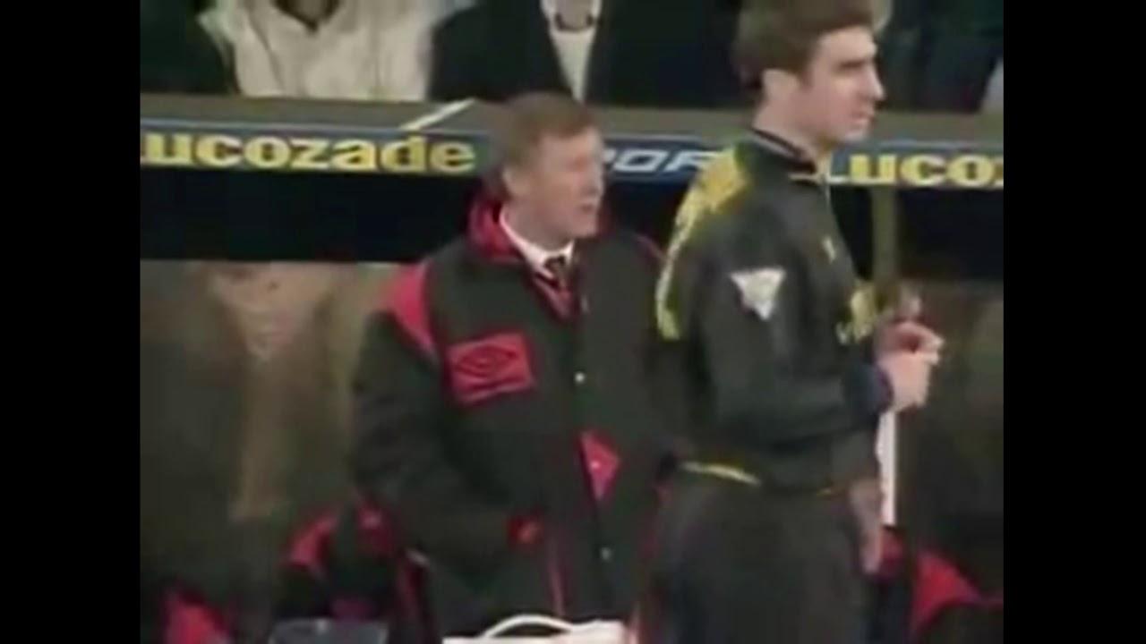 / ˈ b ɛ k əm /; Eric Cantona Drop Kick On Fan Against Crystal Palace 1995 Youtube