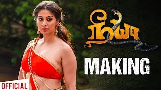 Neeya 2 – Official Making Video | Jai, Varalaxmi Sarathkumar, Raai Laxmi, Catherine Tresa