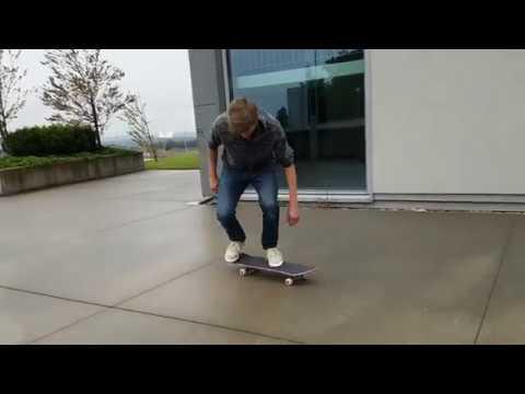 360 Pressure Half Flip Late Anti Casper Flip